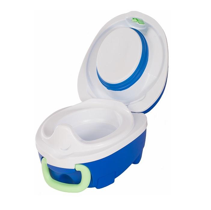 Kannettava potta My Carry Potty sininen