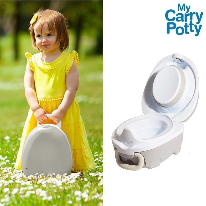 Matkapotta My Carry Potty Grey
