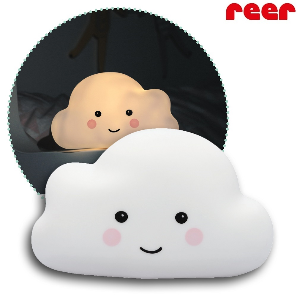 Nattlampa barn Reer Sweet Dreams Cloud