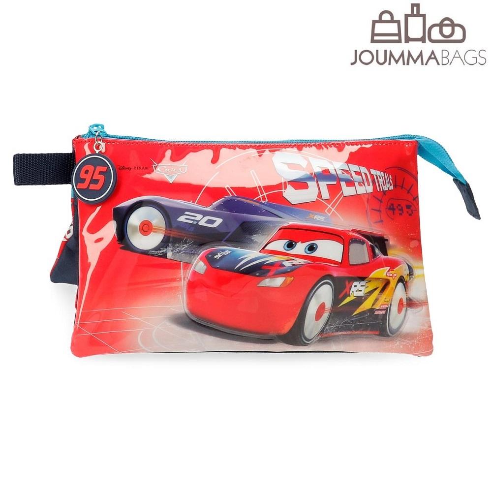 Cars 3 Toilettilaukku - Speed Trials