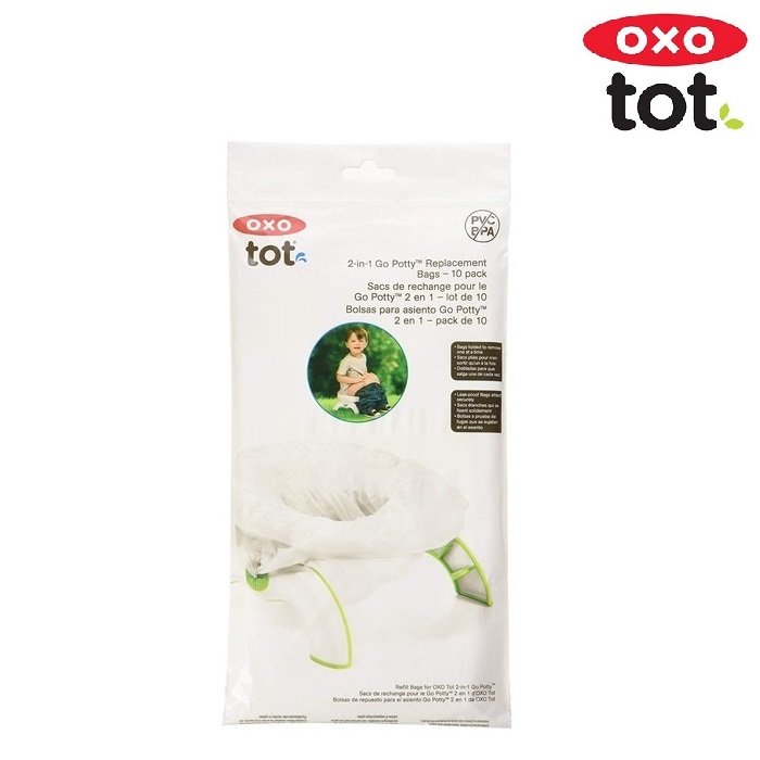 OXO TOT Go Potty Refill Bags
