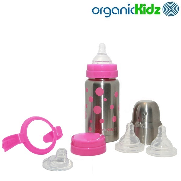 Organic Kidz Baby Grows Up
