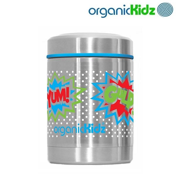 OrganicKidz Ruokatermos - Bam