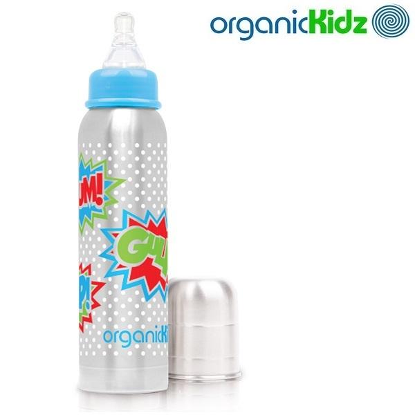 OrganicKidz Termos-tuttipullo - Bam