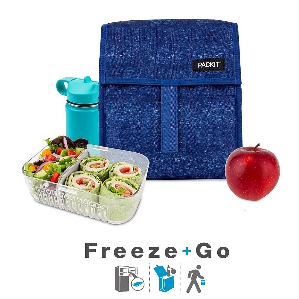 PackIt Freezable Lunchbag