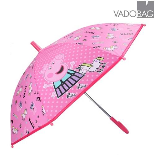 Lasten sateenvarjo Peppa Pig Dont Worry about Rain