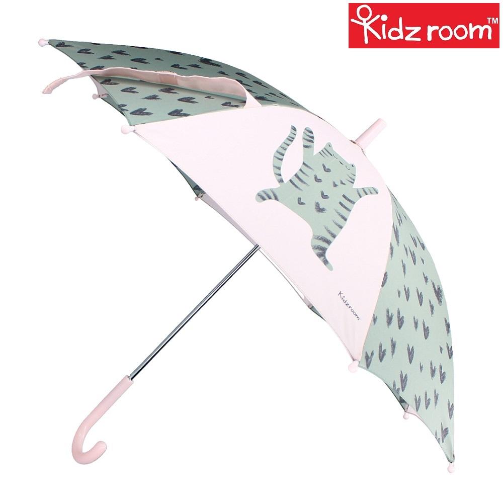 Lasten sateenvarjo Kidzroom Puddle Cat