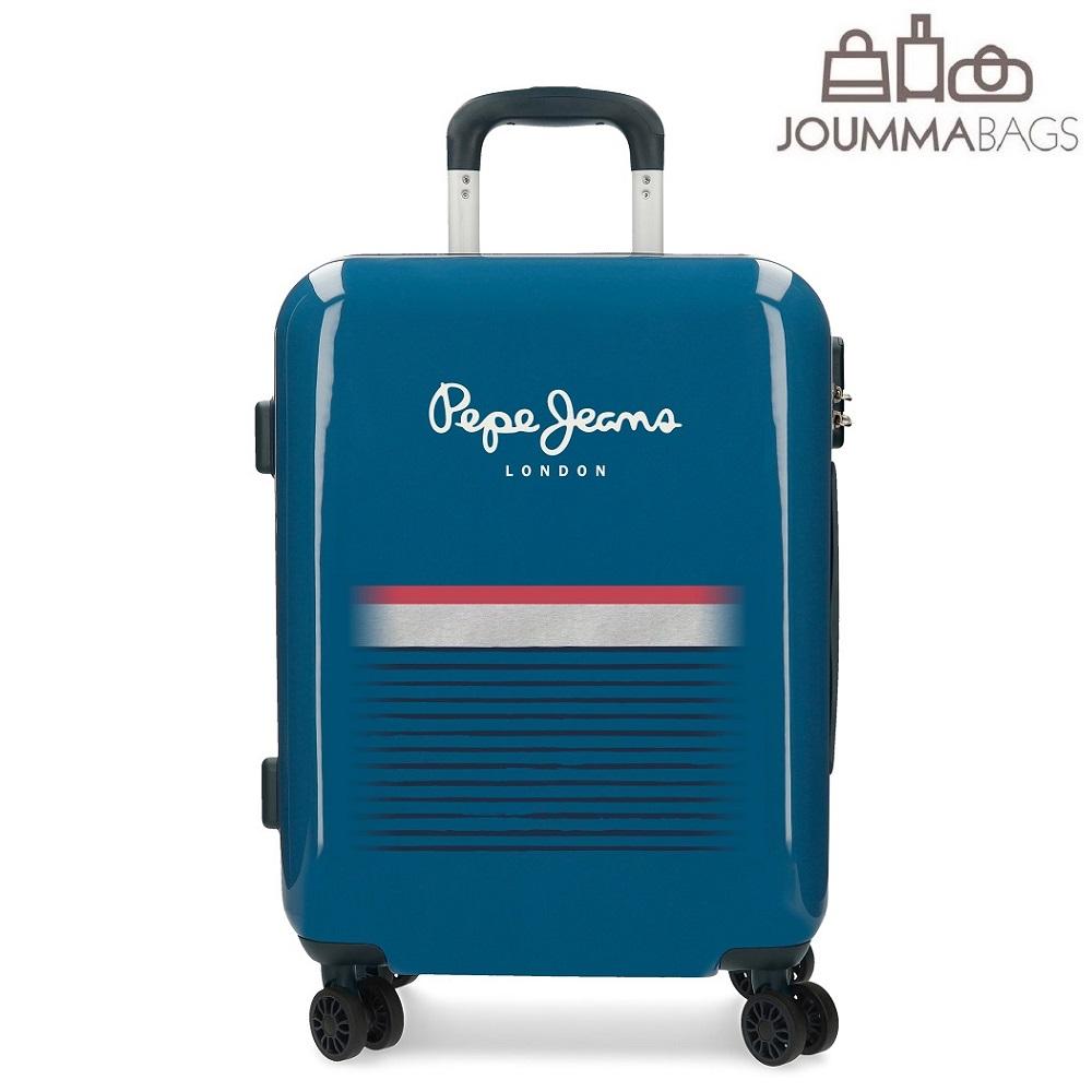 Lasten matkalaukku Pepe Jeans World sininen