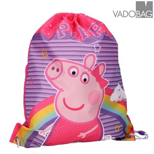 Peppa Pig Lasten Nyörikassi - Make Believe