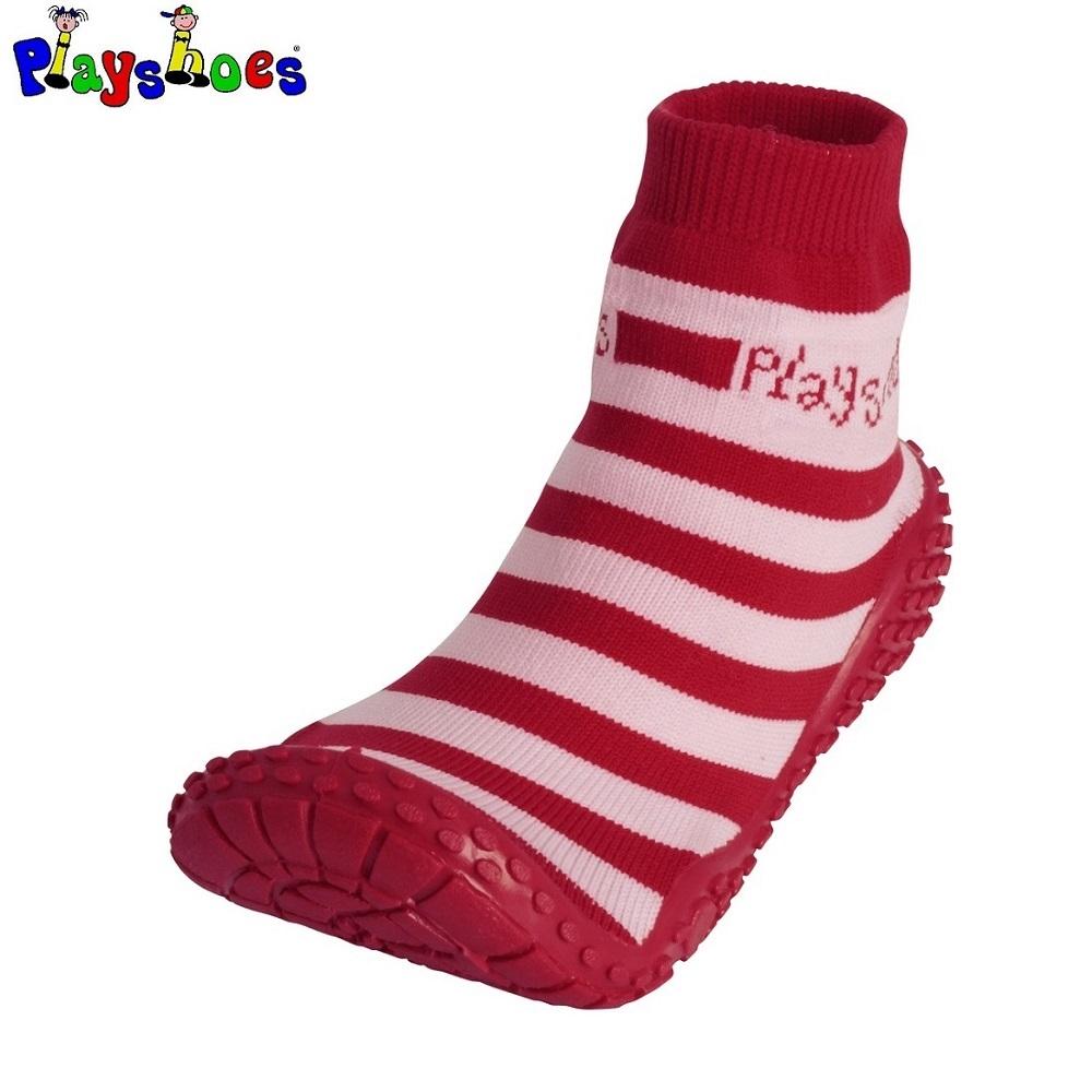 Uintisukat lapsille Playshoes Aquasocks Punainen ja Vaaleanpunainen