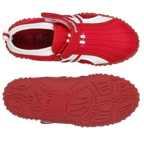 Uimakengät lapselle Playshoes Punainen