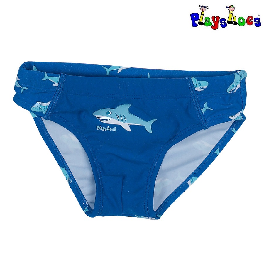 Badbyxor barn Playshoes Shark