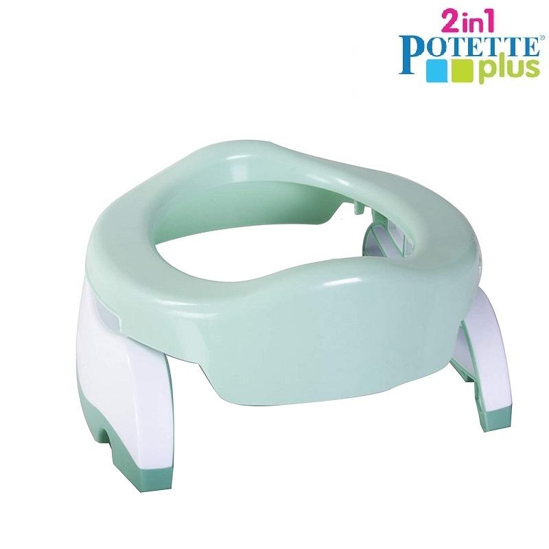 Potette Plus potta ja WC-supistaja minttu
