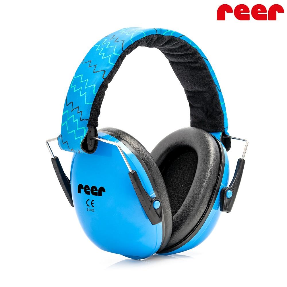 Lasten kuulonsuojaimet Reer Silent Guard sininen
