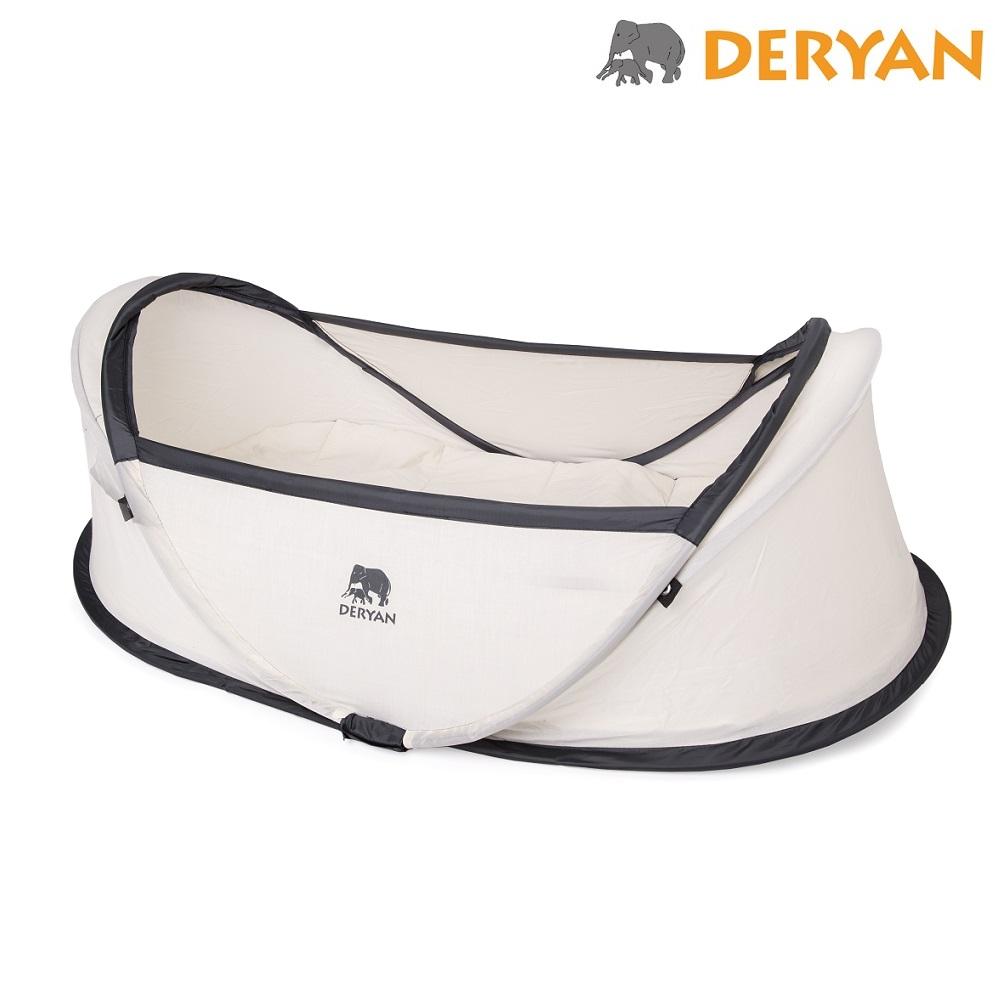 Matkasänky Deryan Baby Box Cream