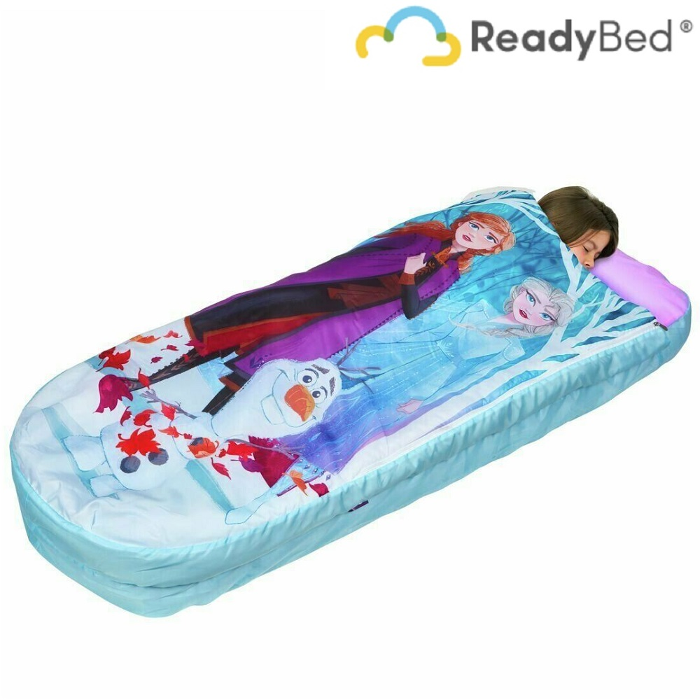 Junior ReadyBed Matkasänky Frozen II