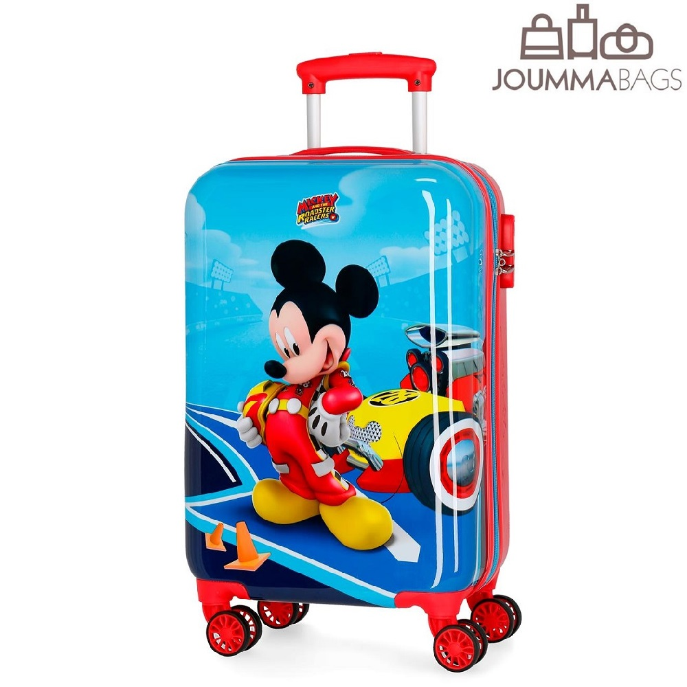 "Mickey Mouse ""Let´s Roll"""