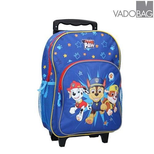 Ryhma Hau pieni lasten matkalaukku ja reppu sininen