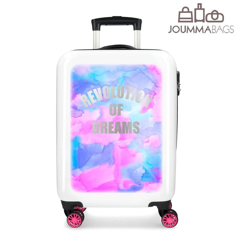 Lasten matkalaukku Movom Revolution of Dreams ABS