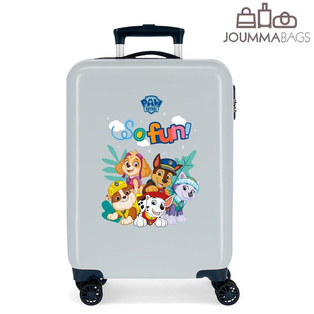 Resväska för barn Paw Patrol So Fun