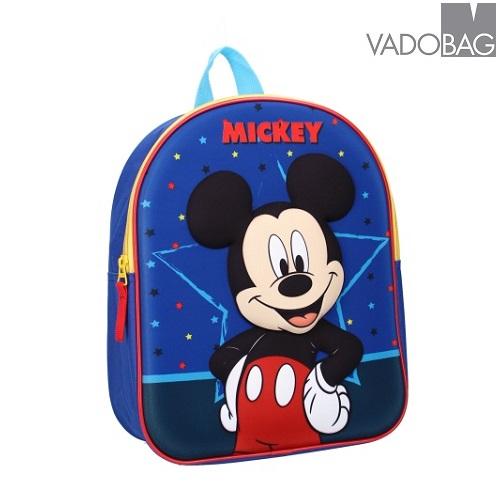 Lasten reppu - Mickey Mouse (3D)
