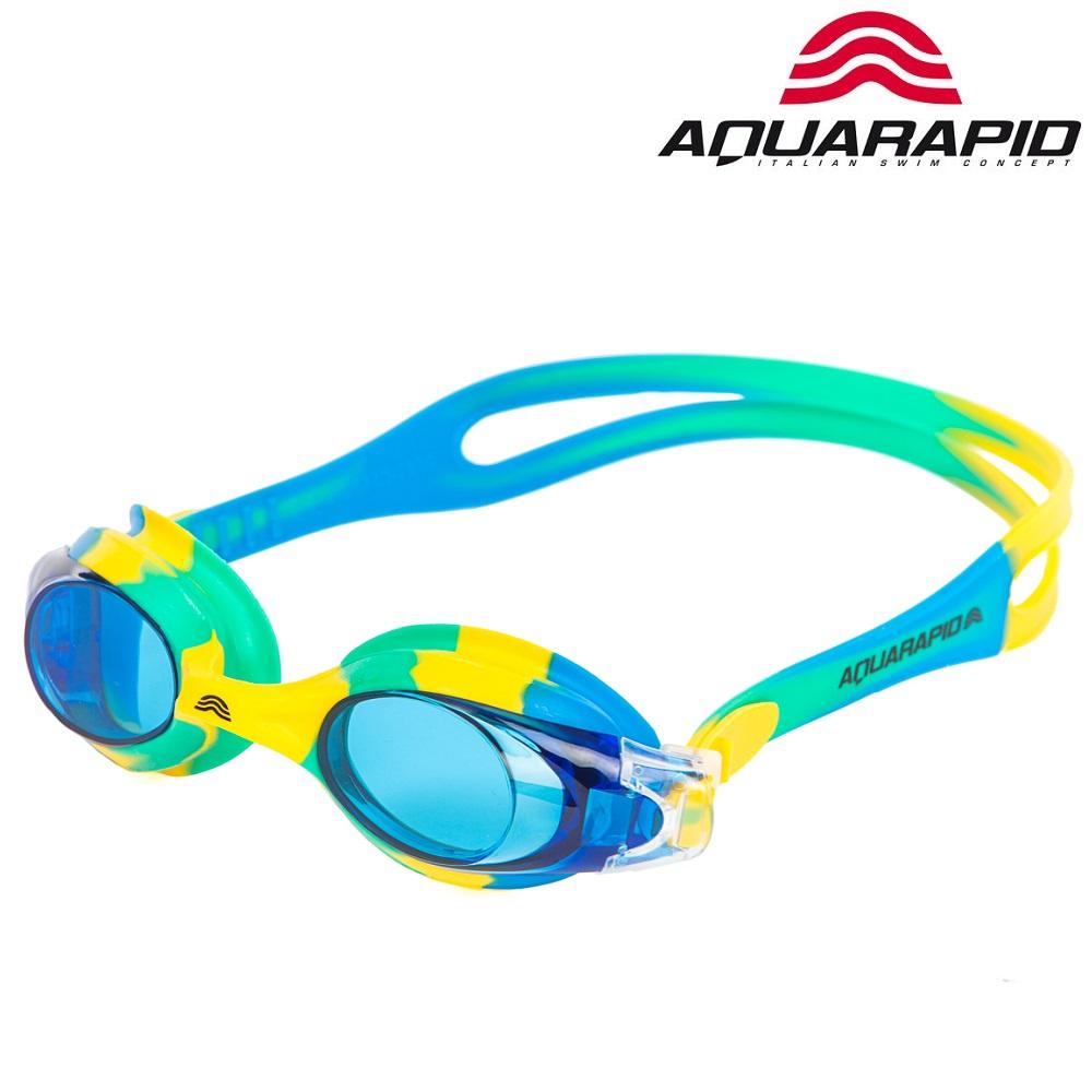 Lasten uimalasit Aquarapid Multi Blue
