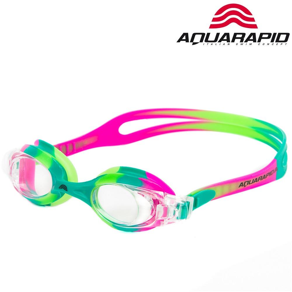 Lasten uimalasit Aquarapid Multi Pink