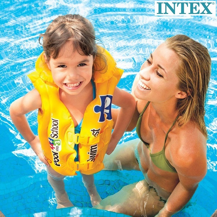 Intex Uimaliivi Pool School