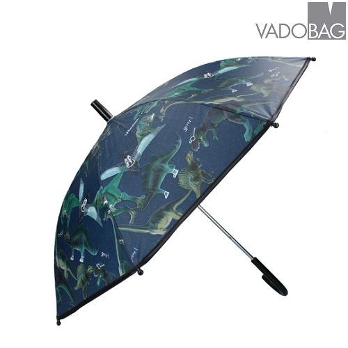 Lasten sateenvarjo Skooter Dino sininen