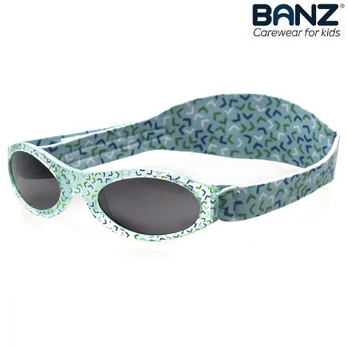 Solglasögon för baby BabyBanz Green Confetti
