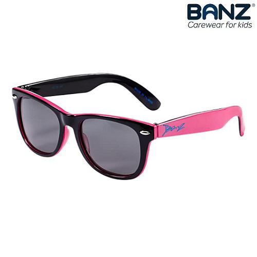Lasten aurinkolasit JBanz Dual Black and Pink