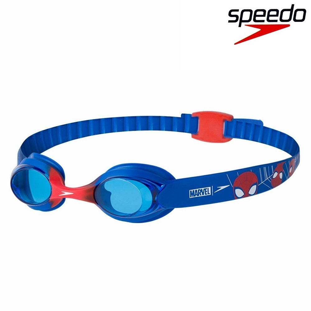 Lasten Uimalasit Speedo Disney Illusions Spiderman Sininen