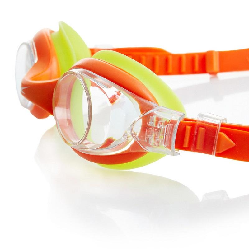 Lasten Uimalasit Speedo Skoogle Oranssi ja Keltainen
