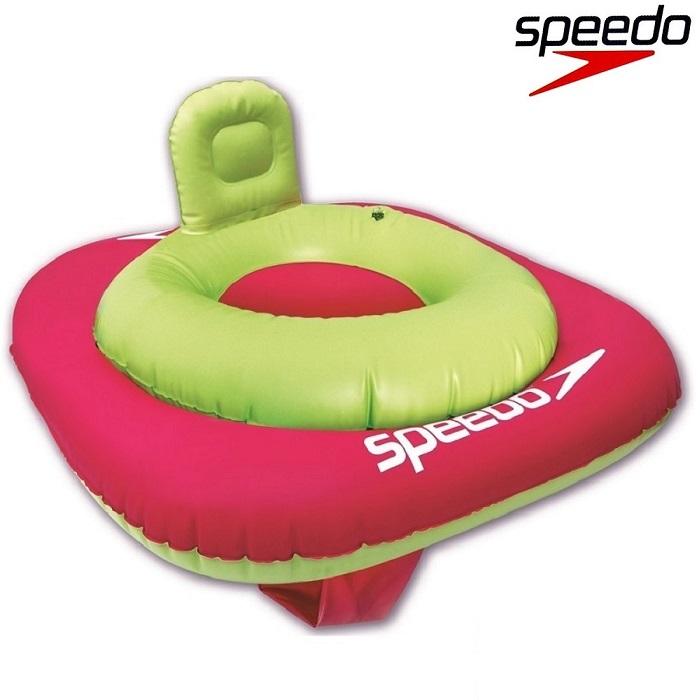 Vauvan Uimarengas Speedo Swim Seat vaaleanpunainen 0-1 v