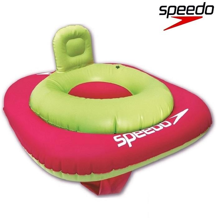 Vauvan Uimarengas Speedo Swim Seat vaaleanpunainen 1-2 v
