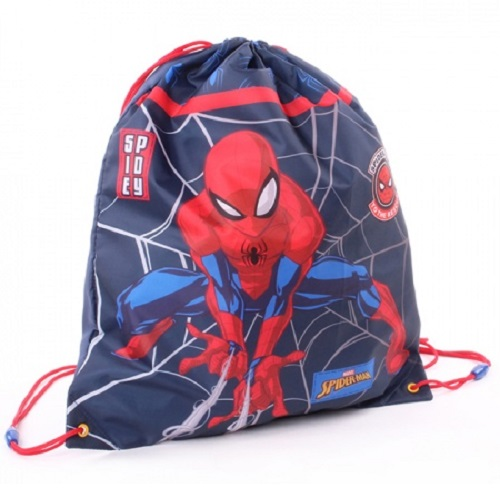 Spiderman nyörikassi