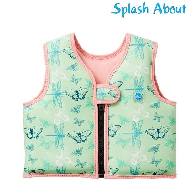 Lasten uimaliivi Splashabout Dragonfly sininen