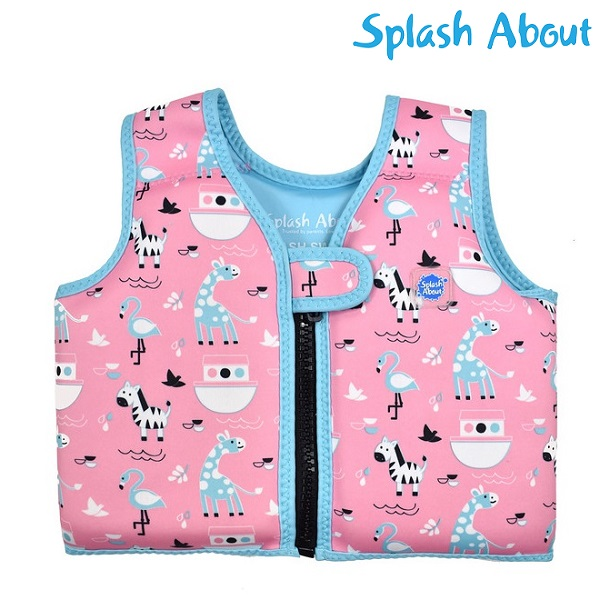 Lasten uimaliivi Splashabout Nina vaaleanpunainen