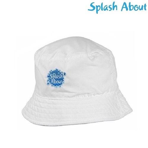 Lasten kesahattu Splashabout valkoinenI