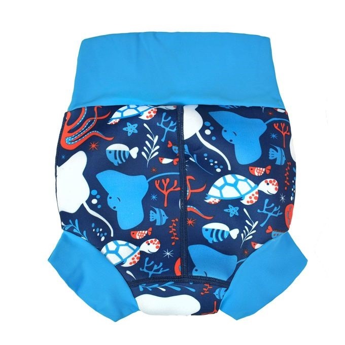 Uimavaippa SplashAbout Happy Nappy Under the Sea