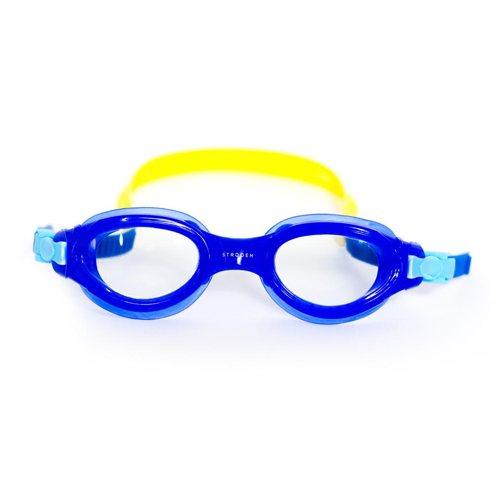 Lasten Uimalasit Strooem Bright Sininen ja Keltainen