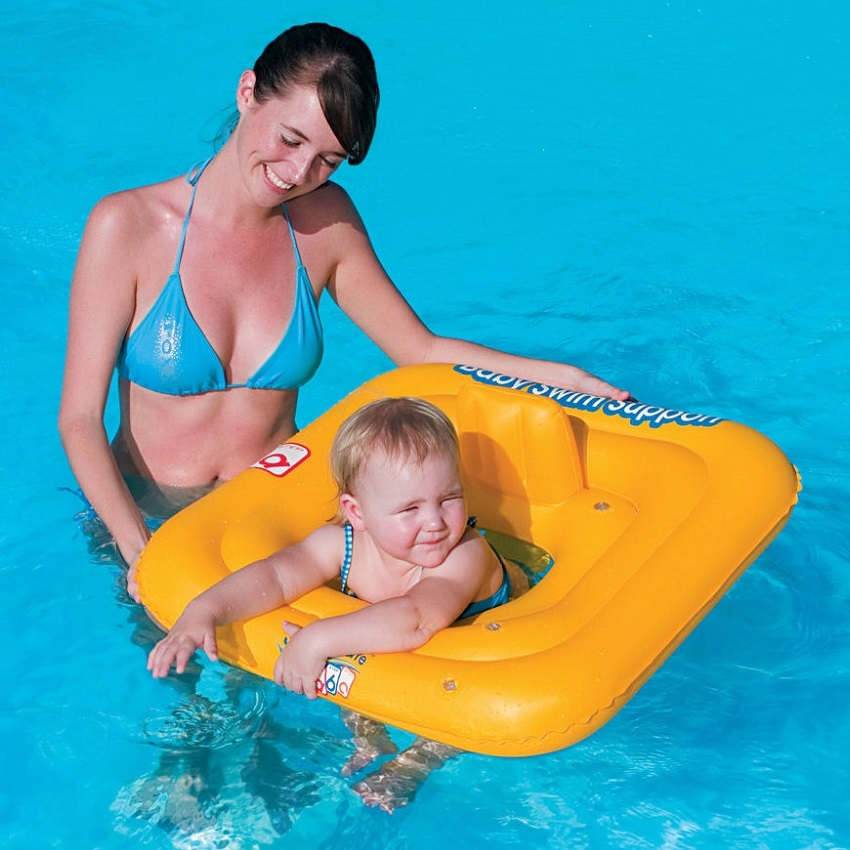 Bestway Uimarengas - Swim Safe (large)