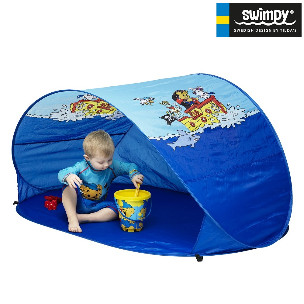Swimpy Bamse UV- teltta