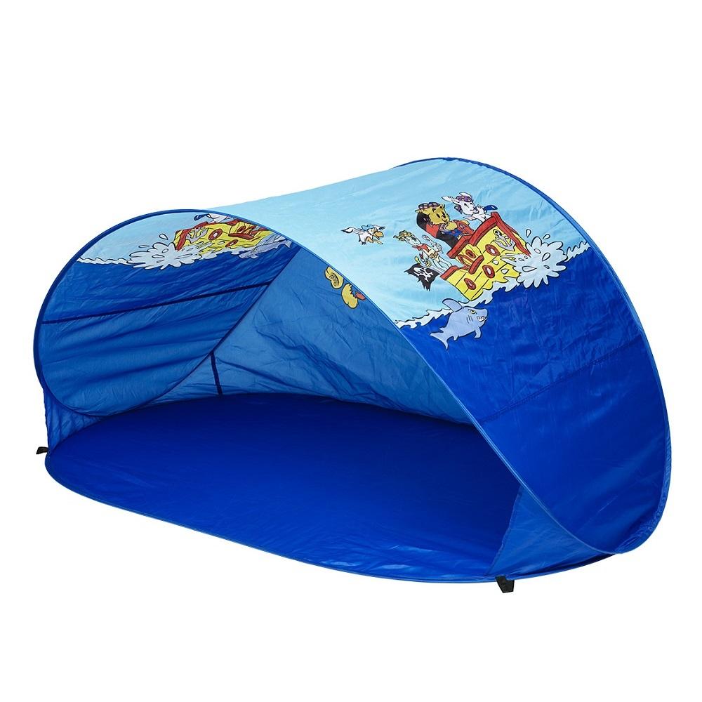 Rantateltta Swimpy UV-teltta Bamse Sininen