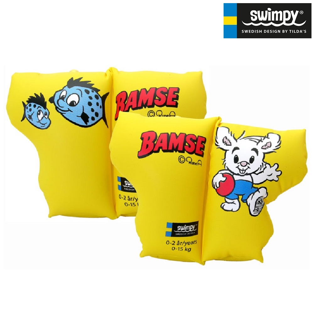 Swimpy Kellukkeet - Bamse (small)