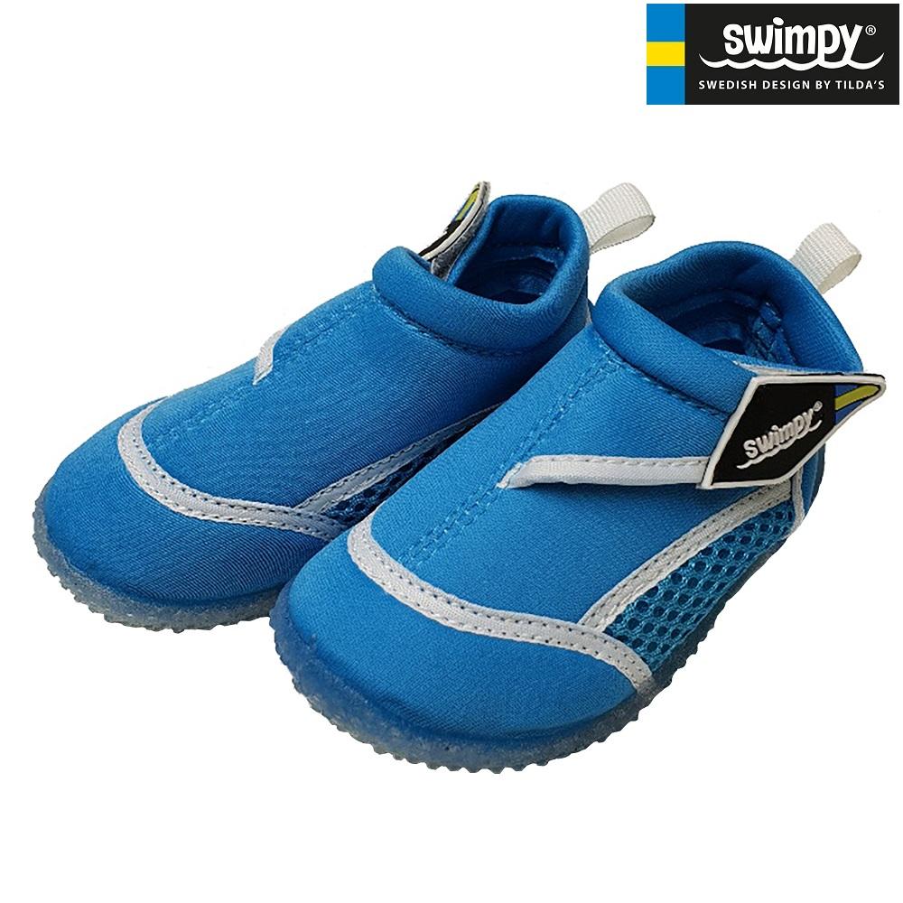 Rantakengät lapsille Swimpy Sininen
