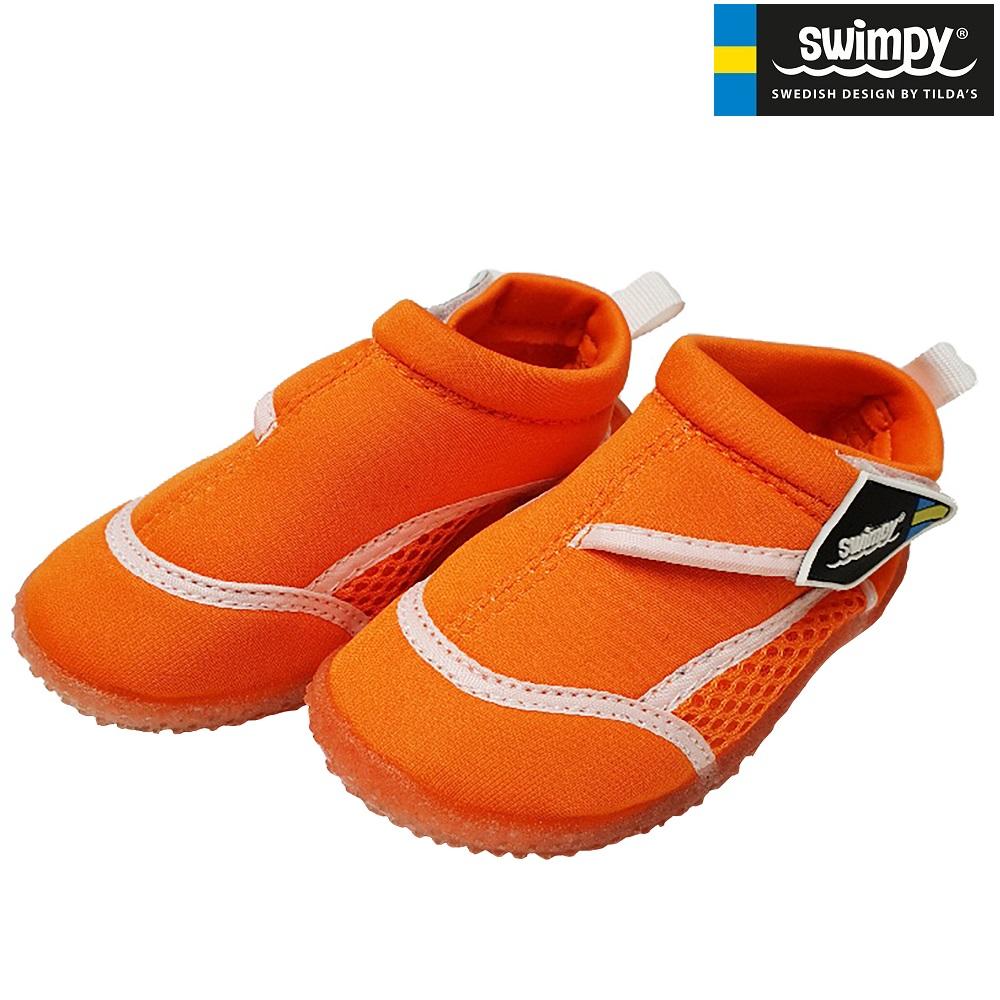 Rantakengät lapsille Swimpy Oranssi