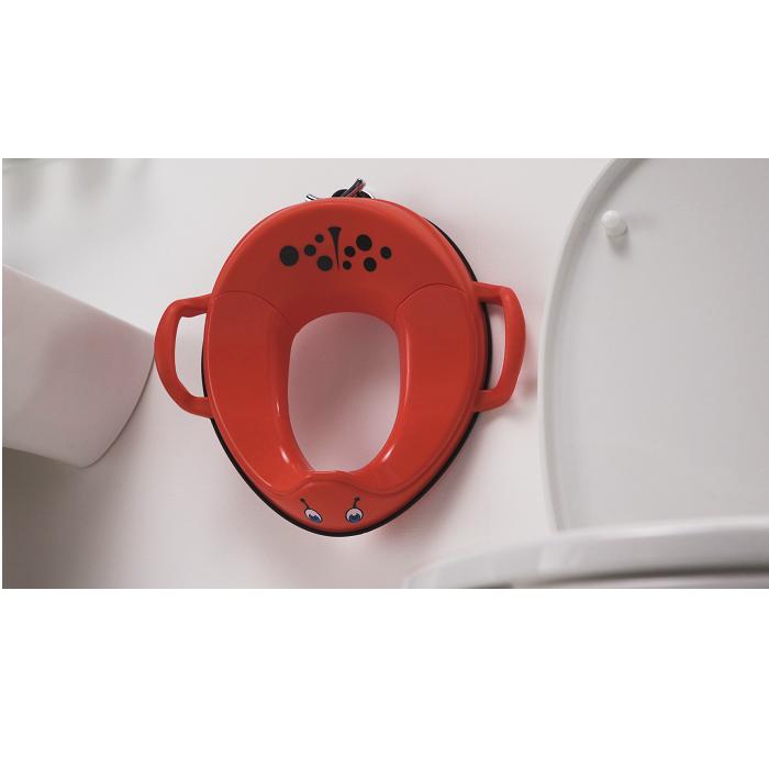 Lasten WC-Supistaja My Little Training Seat Ladybug