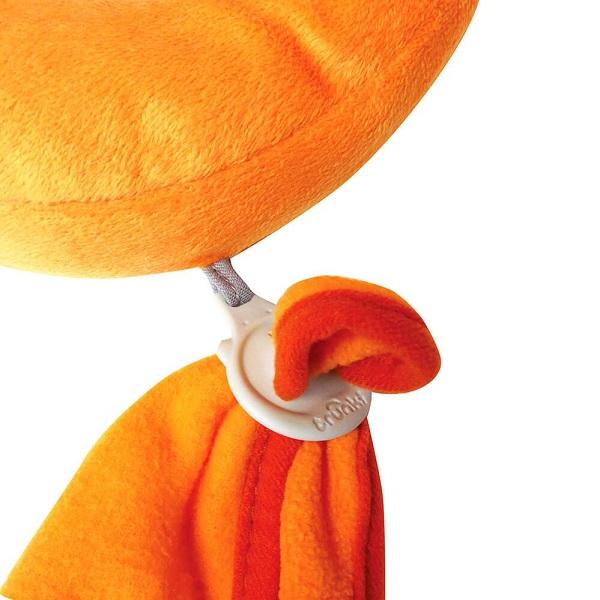 Niskatyyny Lapselle Trunki Yondi Apina Oranssi