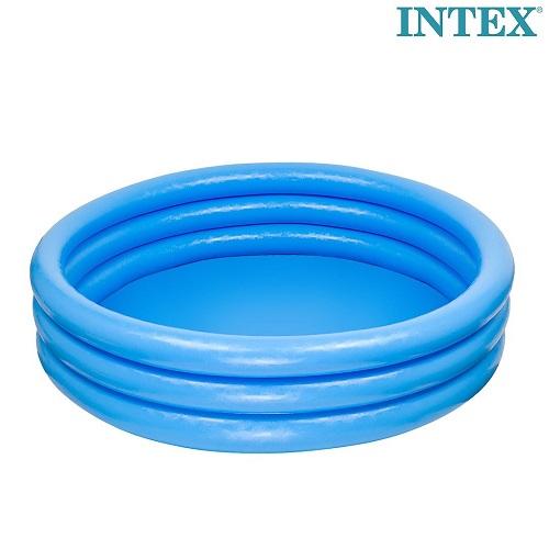 Puhallettava lastenallas Intex Crystal Blue